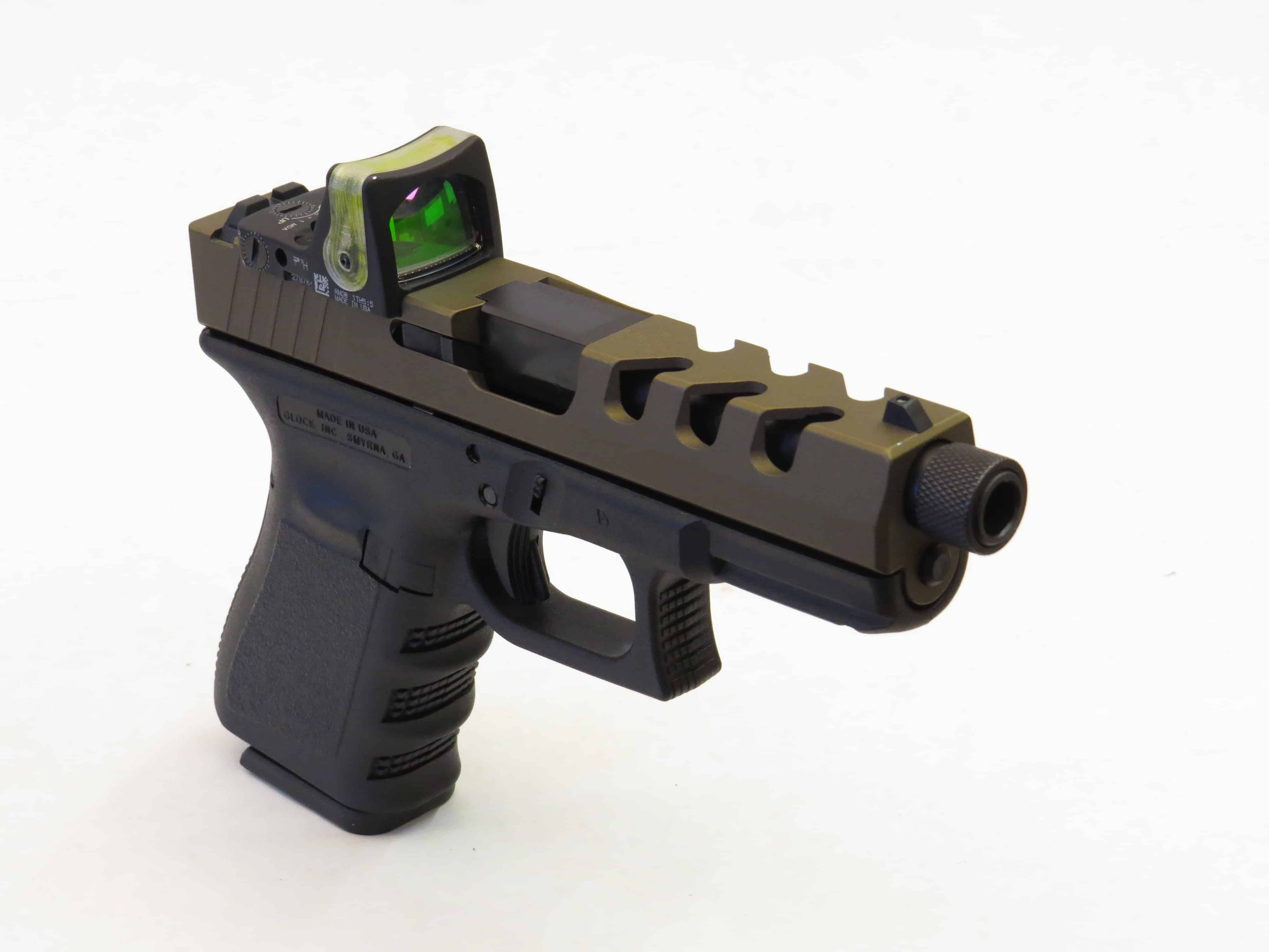 Rock Slide G23 Gen 3 Upper